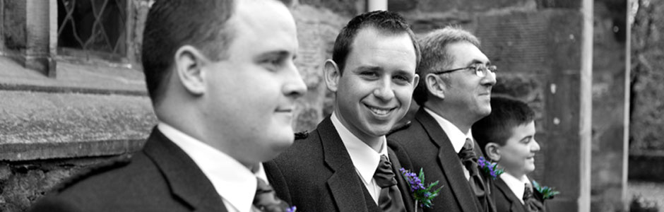 Wedding photography Keith, Moray